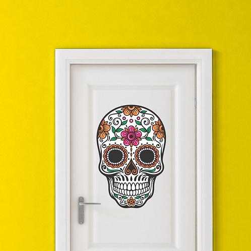 038 C2 - Mex Skull