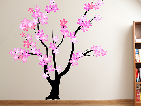 293 - Pink Tree