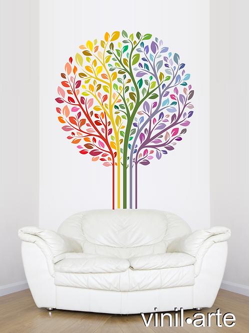 002 - Rainbow Tree