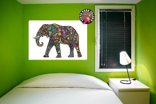C027B - Elephant White