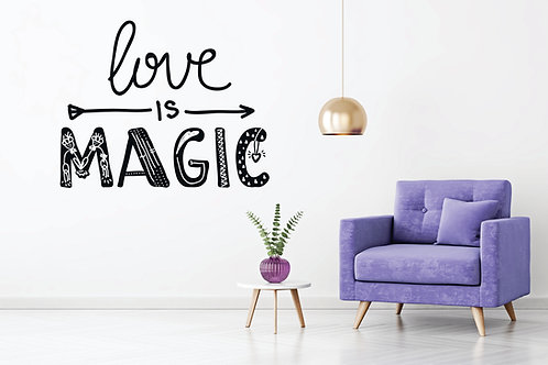 "466 - ""Love is magic"""