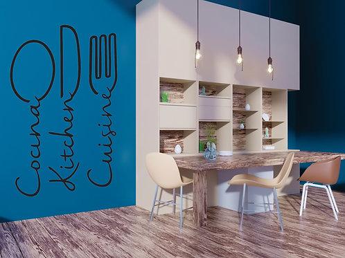 456 - Cocina,Kitchen, Cuisine