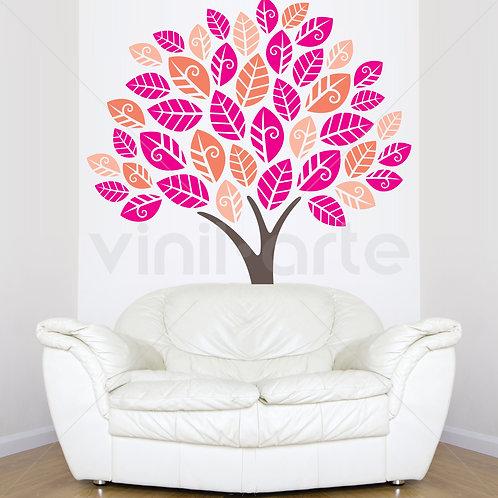 VA008R - Pink Tree