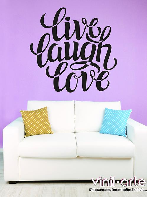 364 - Live Laugh Love / Manus