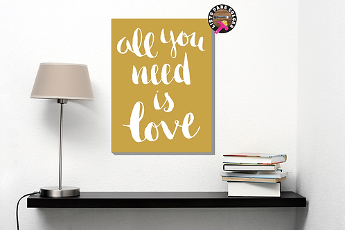 C045 - All You Need Is Love MN""