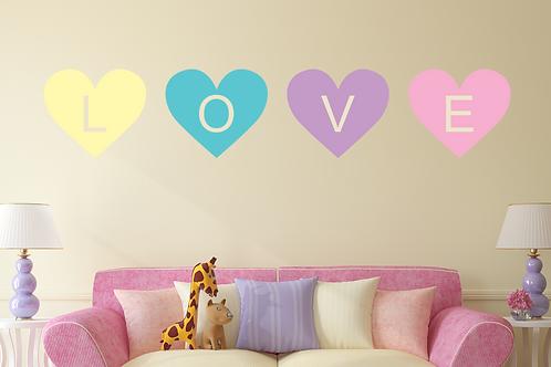 275 - Love Hearts