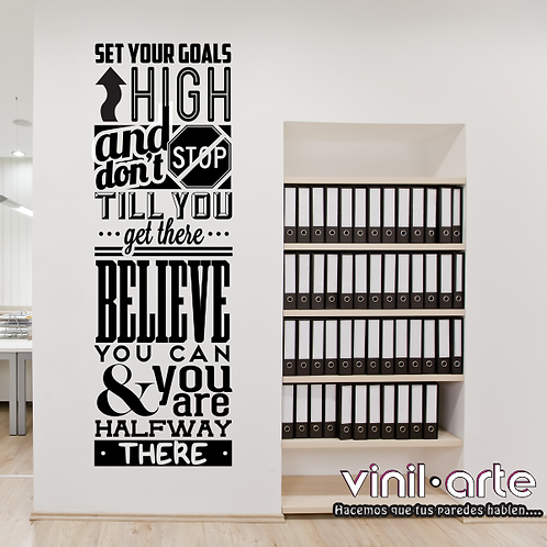 307 - Set your goals