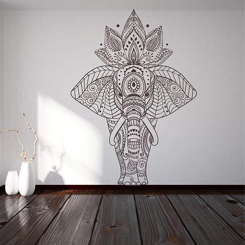 VA014 - Elefante Mandala