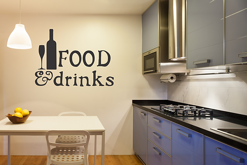 218 - Food & drinks