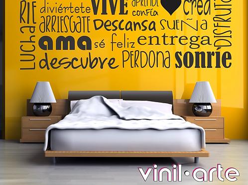 264 - Vive, ama, sonríe