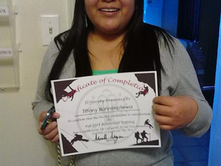 Trainee Certification!