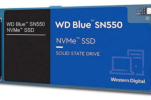 DISCO SOLIDO 500GB WESTER DIGITAL M.2 BLUE