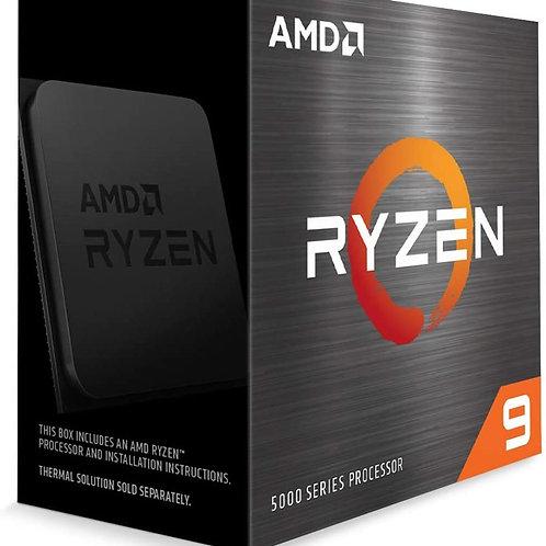 PROCESADOR AMD RYZEN 9 5900X 12 núcleos 3.7GHz - 4.8 GHz