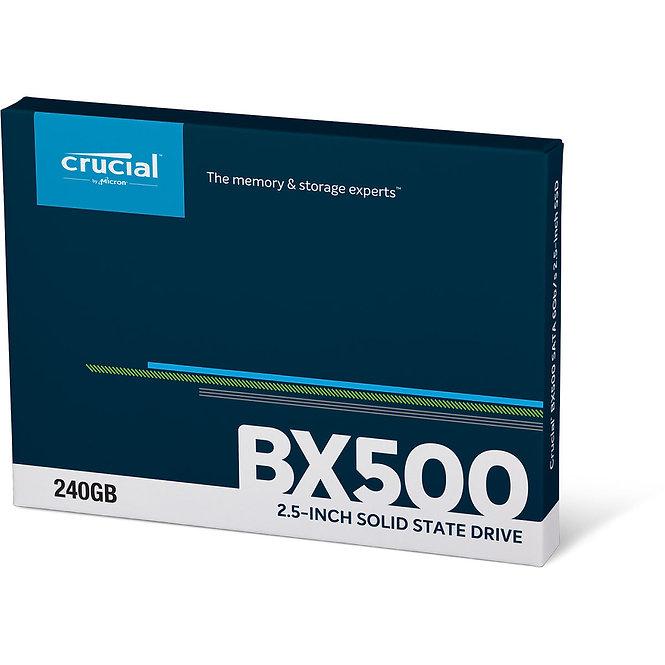 DISCO ESTADO SOLIDO SSD 240 GB CRUCIAL BX500