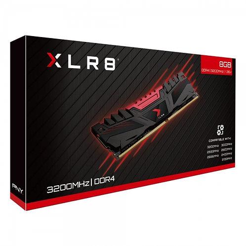 MEMORIA RAM DDR4 16 GB PNY XLR BUS 3200 MHZ