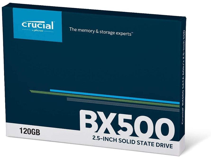 DISCO ESTADO SOLIDO SSD 120 GB CRUCIAL BX500