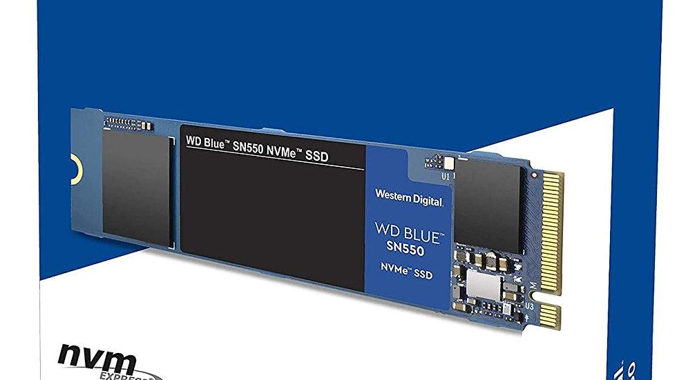 DISCO SOLIDO 250GB WESTER DIGITAL M.2 BLUE