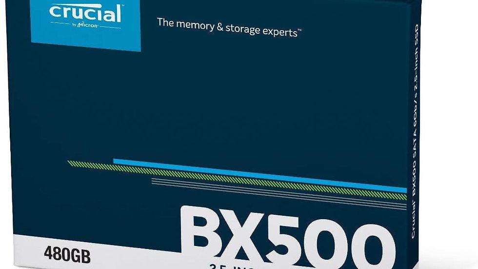 DISCO ESTADO SOLIDO SSD 480 GB CRUCIAL BX500