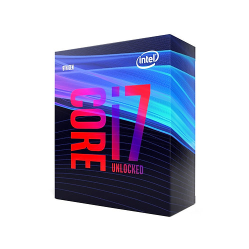 PROCESADOR INTEL CORE I7 9700K*