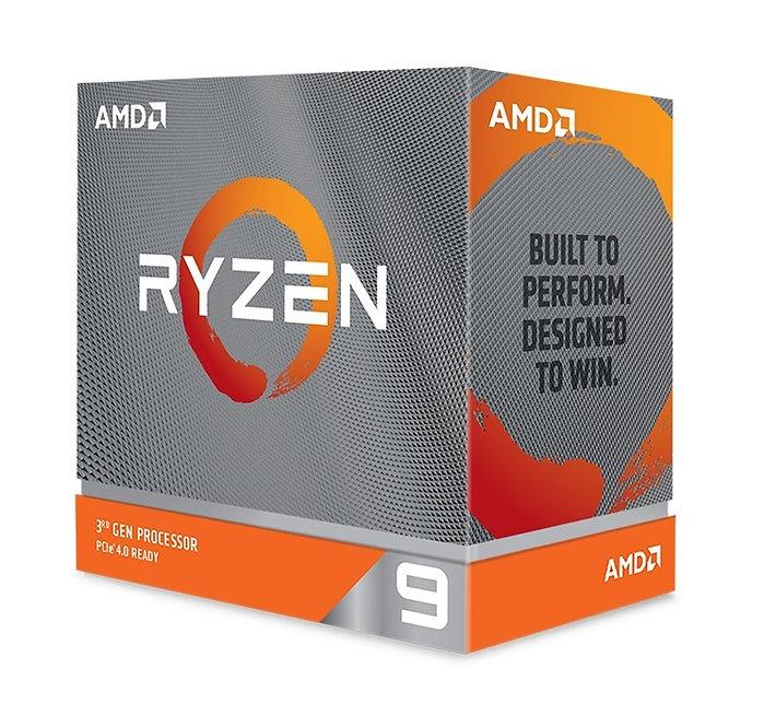 PROCESADOR AMD RYZEN 9 3900XT