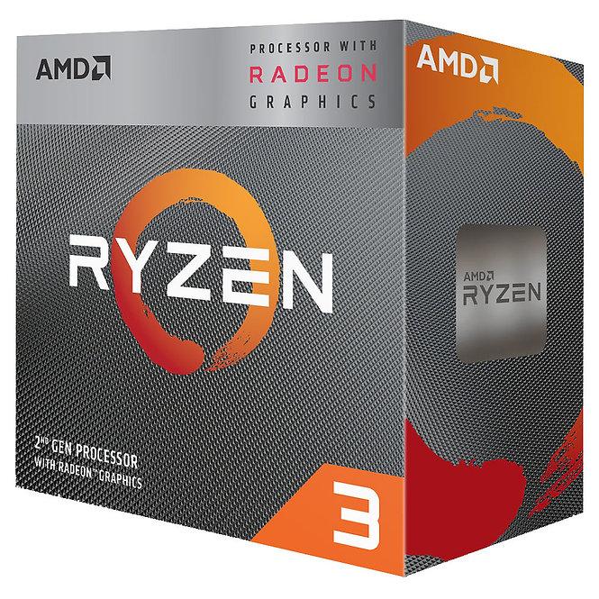 PROCESADOR AMD RYZEN 3 3200G 3.6 GHZ