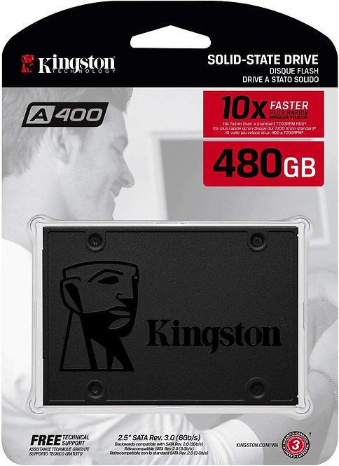DISCO ESTADO SOLIDO SSD 480 GB KINGSTON A400