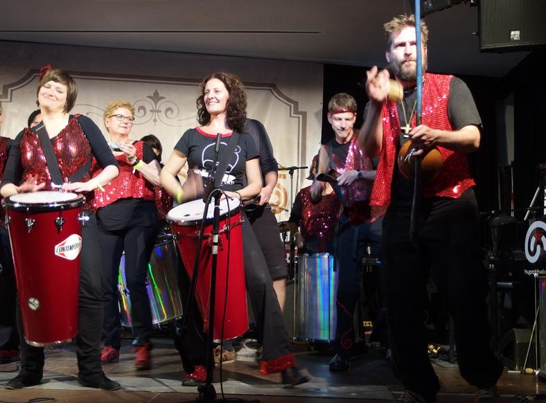 Samba, Trommeln, Osnabrück