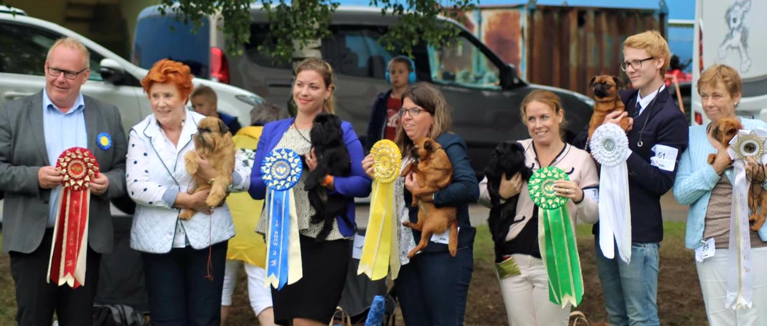 Best in Show winners SGS 2016
