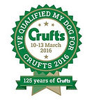 qualified to crufts 2016