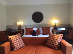 Miss C hotelroom Milan