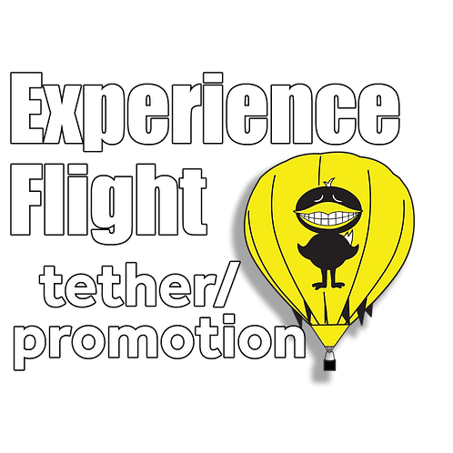 Experience Flight/Tether - $695/per hour