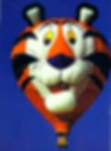 The Big Black Bird features Tony the Tiger