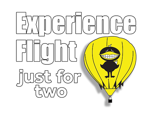 Experience Flight For two - $295/per person