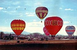 Balloon Fiesta, 1973