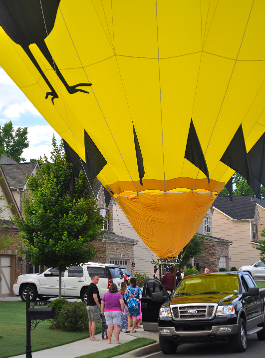 Neighborhood Landing 2014