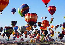 Balloon Fiesta, 2009