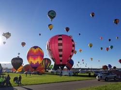 Balloon Fiesta 2018