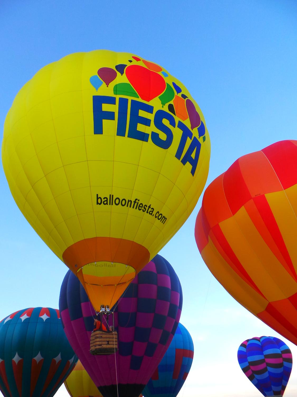 Balloon Fiesta Park 2013