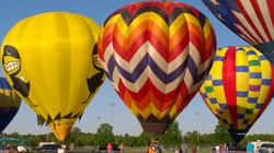 Gulf Coast Balloon Festival 2017