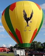 AVIAN BALLOONS BIG BLACK BIRD