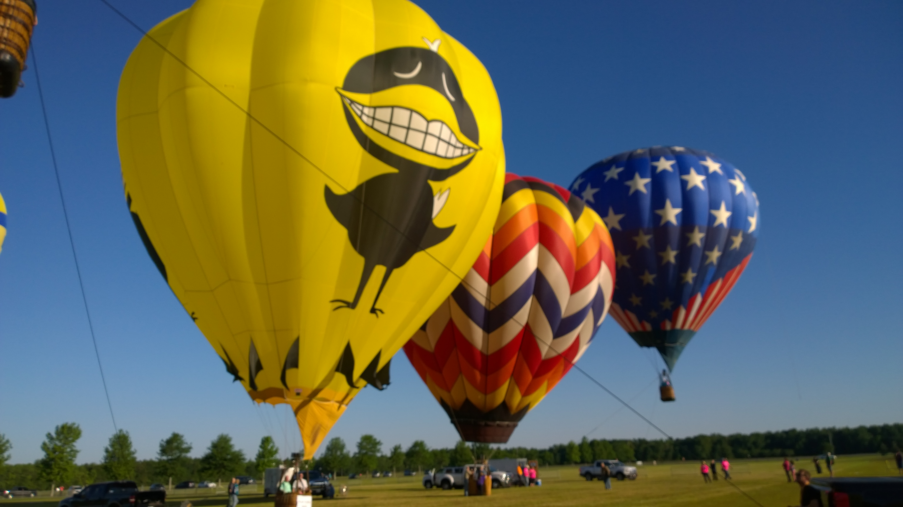 Gulf Coast Balloon Festival, 2017