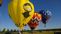 Gulf Coast Balloon Festival, 2017