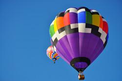 Balloon Fiesta 2010 Purple Haze