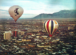 Coyote/Roadrunner Balloon, 1974