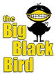BIG BLACK BIRD POLO LOGO F7DB07 W SHADOW