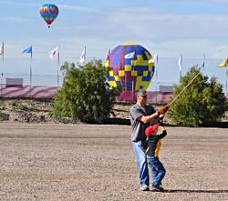 Balloon Fiesta 2010