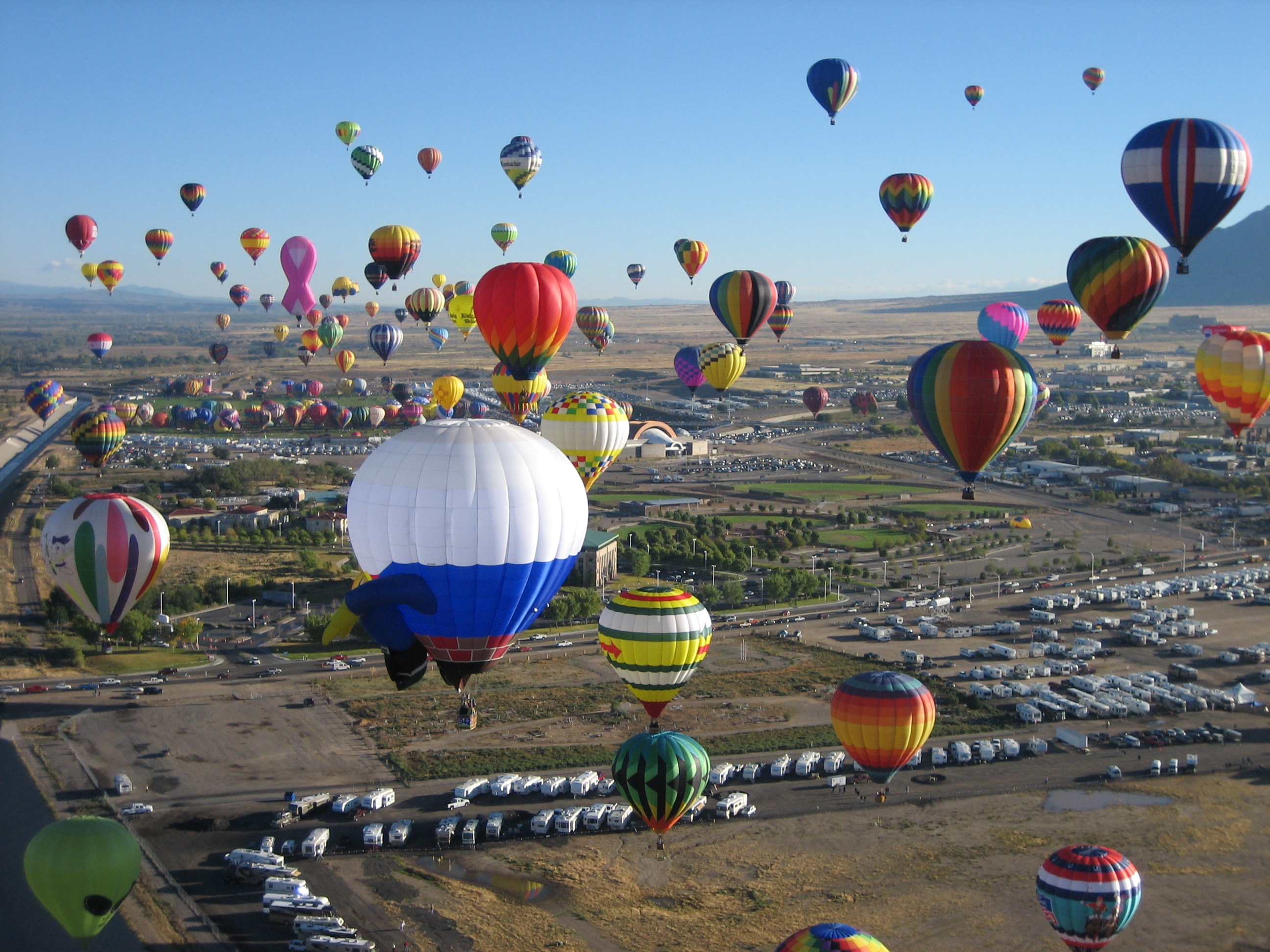 Balloon Fiesta 2008