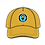 Thumbnail: Six Panel Chino Washed Classic Premium Cap - Khaki