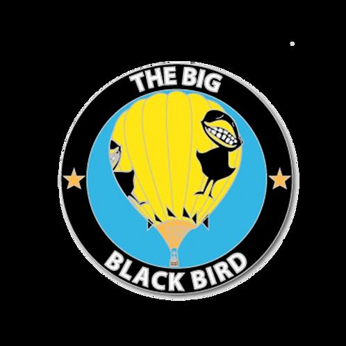 The Big Black Bird Collectors Pin - 2013 Edition