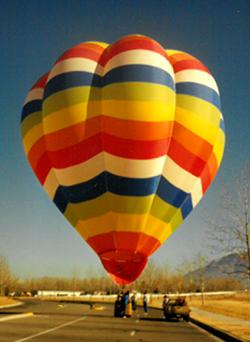 Twocan Balloon, 1987